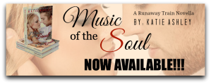 NEW RELEASE: Music of the Soul by Katie Ashley