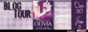 {Blog Tour} Chasing Olivia (Trace + Olivia, #2)  by Micalea Smeltzer